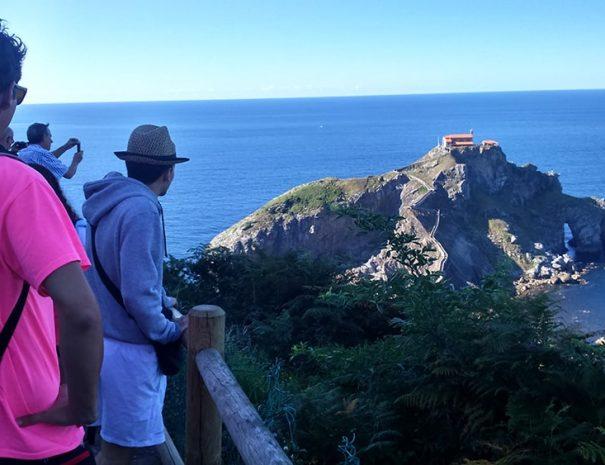 costa vasca - turismo que ver en visita guiada