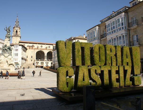 Free tour por Vitoria-Gasteiz