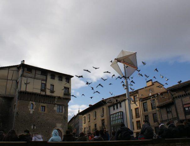 Visitas turísticas por Vitoria de Guías Artea