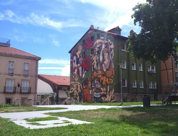 que ver en Vitoria - turismo con Guías Artea