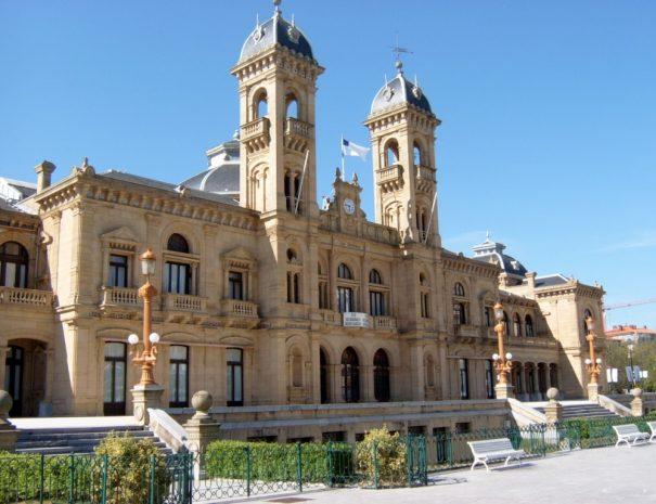 Que visitar en San Sebastian