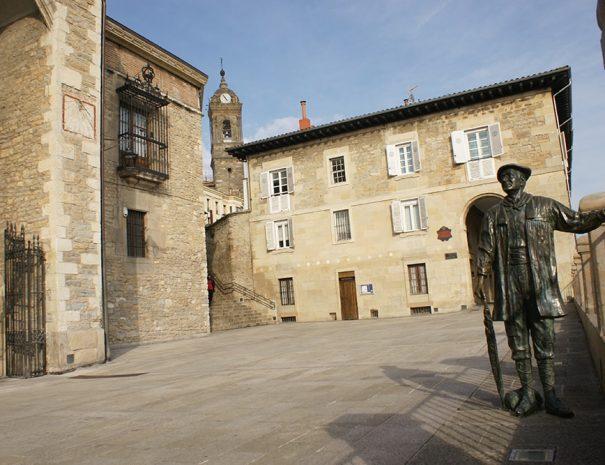 tour literario por vitoria-gasteiz País Vasco