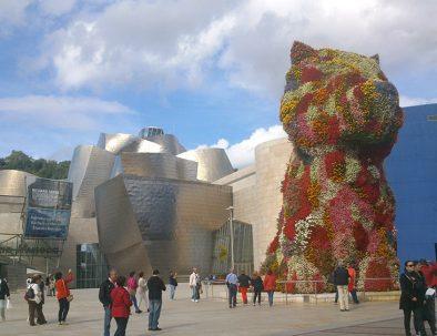 que ver en Bilbao en visita guiada - museo Guggenheim