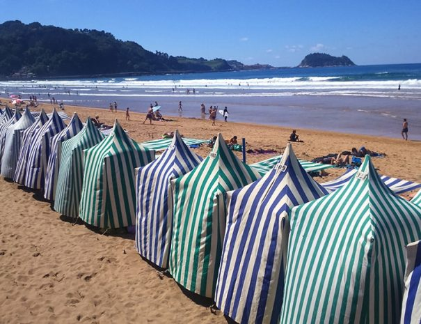 que hacer en Donostia San Sebastian - playa