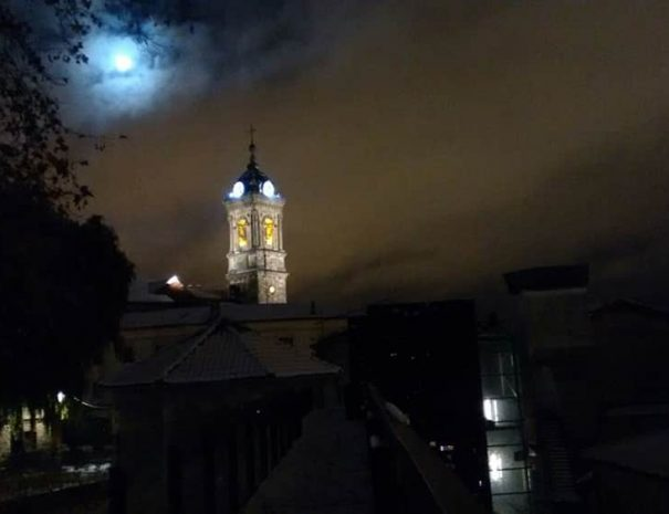 Visita guiada nocturna por Vitoria Ghost tour