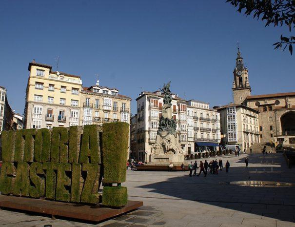 imprescindible ver en Vitoria