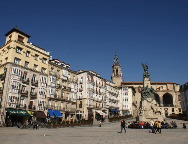Turismo Vitoria -Gasteiz