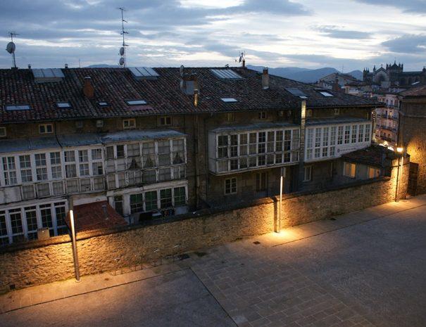 Visita guiada nocturna por Vitoria - Sacamantecas
